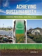 Achieving Sustainability Book Cover