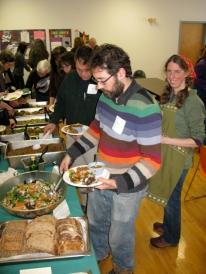TRG 3-15-14 Sarah & Food
